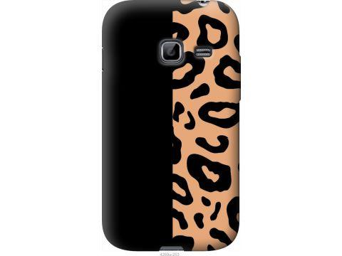 Чехол на Samsung Galaxy Ace Duos S6802 Пятна леопарда (4269u-253-22700)