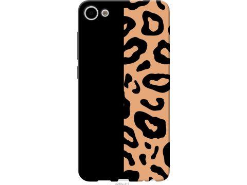 Чехол на Meizu U10 Пятна леопарда (4269t-415-22700)