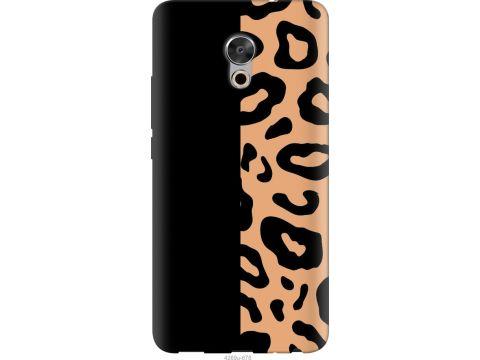 Чехол на Meizu Pro 6 Plus Пятна леопарда (4269u-678-22700)