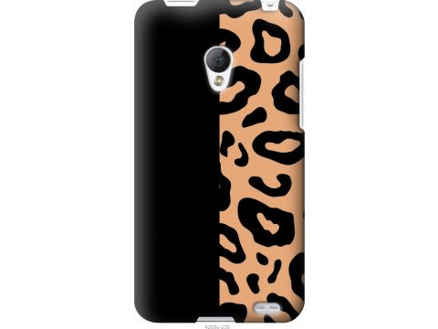 Чехол на Meizu MX2 Пятна леопарда (4269u-239-22700)