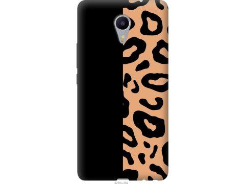 Чехол на Meizu M3 Max Пятна леопарда (4269u-462-22700)