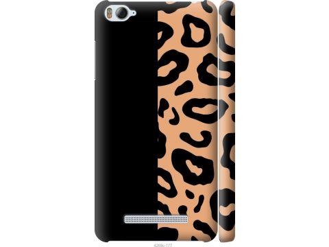 Чехол на Xiaomi Mi4i Пятна леопарда (4269c-177-22700)