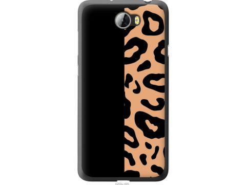 Чехол на Huawei Y5 II Пятна леопарда (4269t-496-22700)