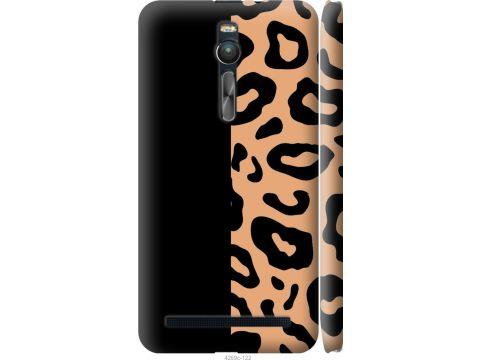 Чехол на Asus Zenfone 2 ZE551ML Пятна леопарда (4269c-122-22700)