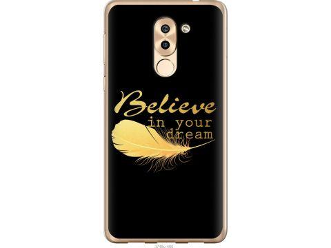 Чехол на Huawei Honor 6X Верь в свою мечту (3748t-460-22700)