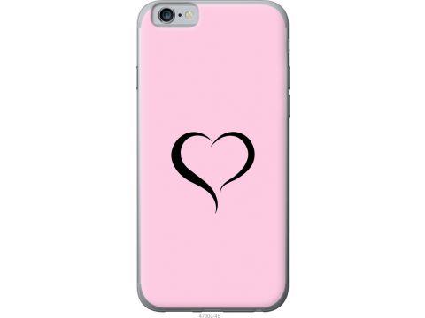 Чехол на iPhone 6 Сердце 1 (4730u-45-22700)
