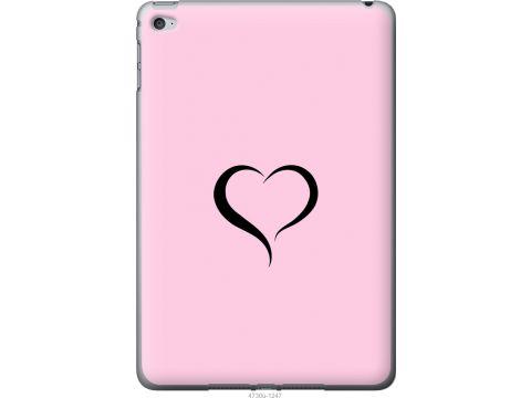 Чехол на iPad mini 4 Сердце 1 (4730u-1247-22700)