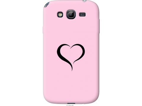 Чехол на Samsung Galaxy Grand I9082 Сердце 1 (4730u-66-22700)