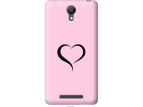 Чехол на Xiaomi Redmi Note 2 Сердце 1 (4730u-96-22700)