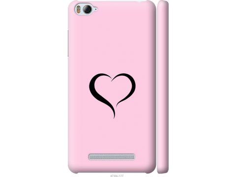 Чехол на Xiaomi Mi4i Сердце 1 (4730c-177-22700)