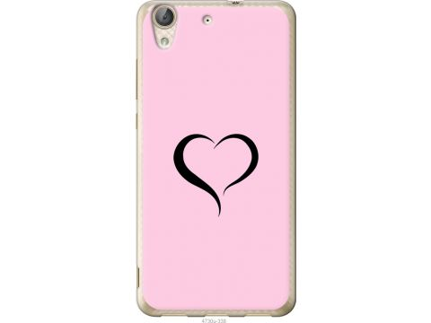 Чехол на Huawei Y6 II Сердце 1 (4730u-338-22700)