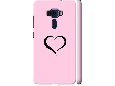 Чехол на Asus Zenfone 3 ZE552KL Сердце 1 (4730m-448-22700)