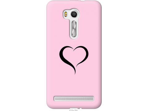 Чехол на Asus ZenFone Go TV ZB551KL Сердце 1 (4730u-354-22700)