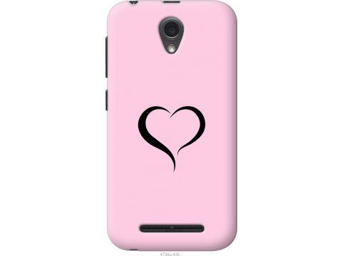 Чехол на ZTE L110 Сердце 1 (4730u-435-22700)