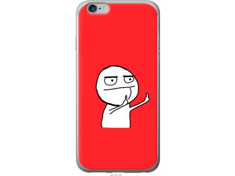 Чехол на iPhone 6 Plus Мем (4578u-48-22700)