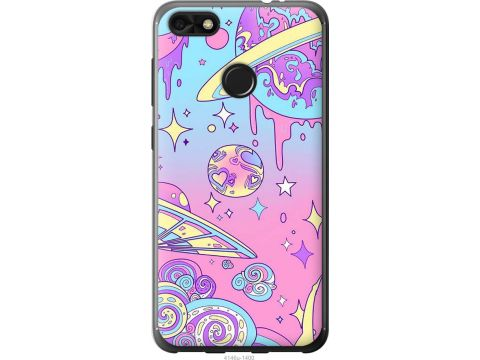 Чехол на Huawei P9 Lite mini Розовая галактика (4146t-1517-22700)