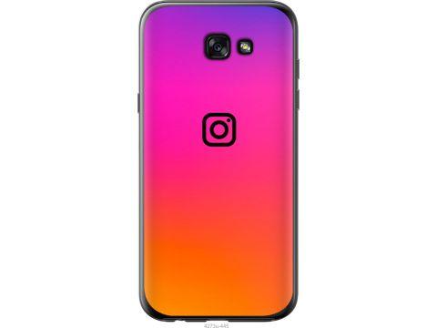 Чехол на Samsung Galaxy A7 (2017) Instagram (4273t-445-22700)