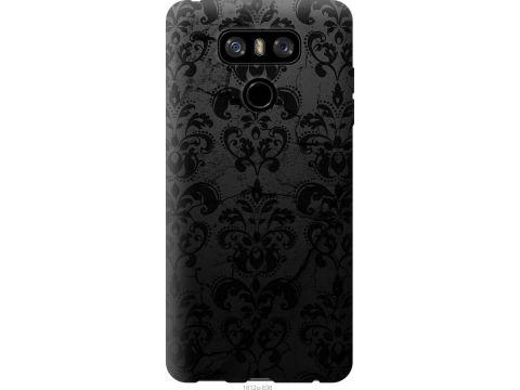 Чехол на LG G6 узор черный (1612u-836-22700)