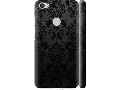 Чехол на Xiaomi Redmi Note 5A Prime узор черный (1612m-1063-22700)