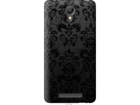 Чехол на Xiaomi Redmi Note 2 узор черный (1612u-96-22700)