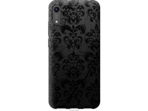 Чехол на Huawei Honor 8A узор черный (1612u-1635-22700)