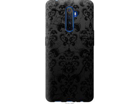 Чехол на Realme X2 Pro узор черный (1612u-1866-22700)