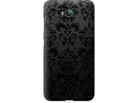 Чехол на Asus ZenFone Max ZC550KL узор черный (1612u-271-22700)