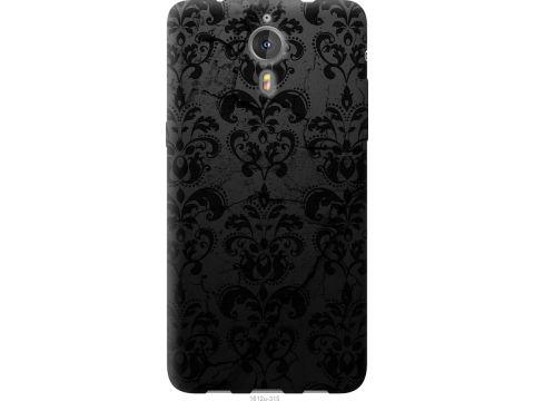 Чехол на LeTV One X600 узор черный (1612u-315-22700)
