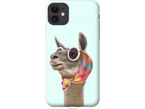 Чехол на iPhone 12 Mini Модная лама (4479u-2071-22700)