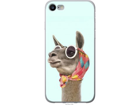 Чехол на iPhone 7 Модная лама (4479u-336-22700)