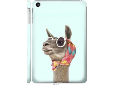 Чехол на iPad mini 2 (Retina) Модная лама (4479c-28-22700)