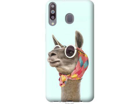 Чехол на Samsung Galaxy A40s A3050 Модная лама (4479u-2058-22700)