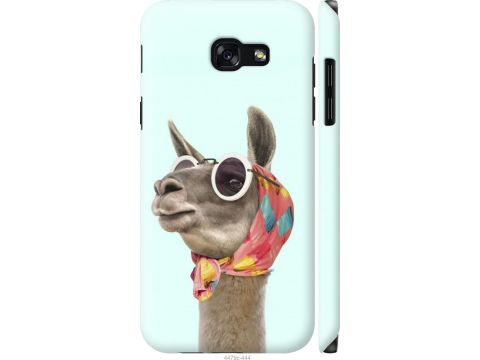 Чехол на Samsung Galaxy A5 (2017) Модная лама (4479m-444-22700)