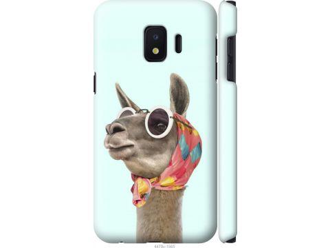 Чехол на Samsung Galaxy J2 Core Модная лама (4479m-1565-22700)