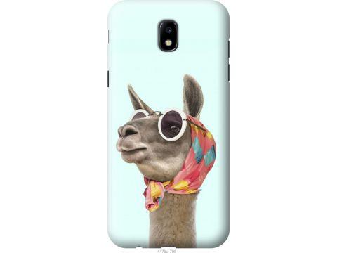 Чехол на Samsung Galaxy J5 J530 (2017) Модная лама (4479u-795-22700)