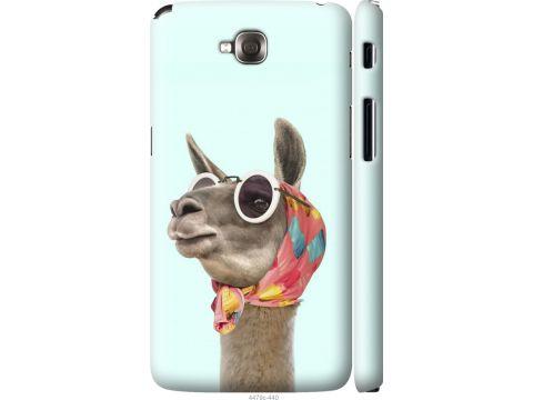 Чехол на LG G Pro Lite Dual D686 Модная лама (4479m-440-22700)