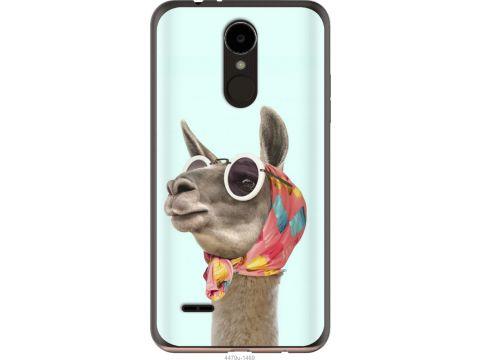 Чехол на LG K7 2017 X230 Модная лама (4479u-1469-22700)