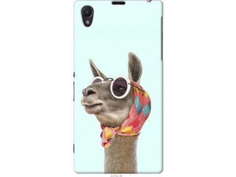 Чехол на Sony Xperia Z1 C6902 Модная лама (4479u-38-22700)