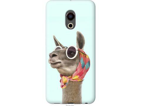 Чехол на Meizu Pro 6 Модная лама (4479u-293-22700)