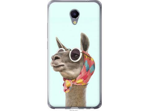 Чехол на Meizu M5 Note Модная лама (4479u-447-22700)