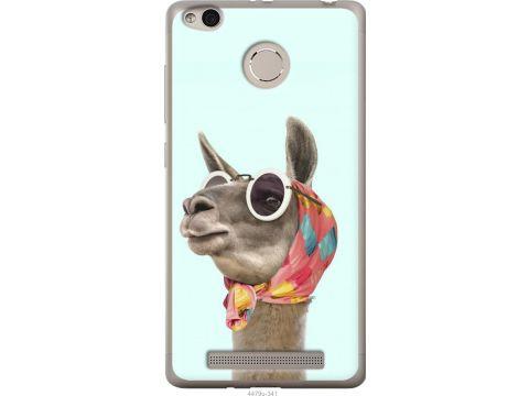 Чехол на Xiaomi Redmi 3 Pro Модная лама (4479u-341-22700)
