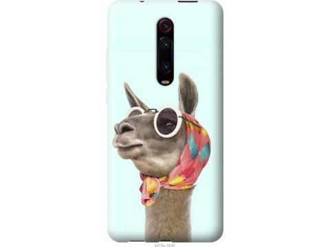 Чехол на Xiaomi Mi 9T Pro Модная лама (4479t-1698-22700)