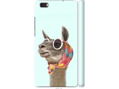 Чехол на Huawei Ascend P8 Lite Модная лама (4479m-126-22700)