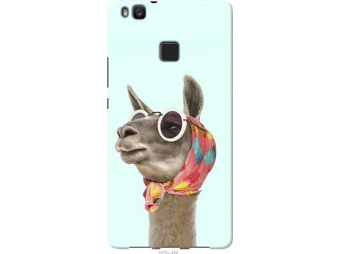 Чехол на Huawei P9 Lite Модная лама (4479t-298-22700)
