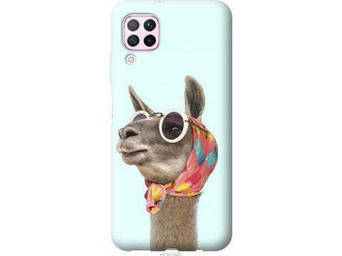 Чехол на Huawei P40 Lite Модная лама (4479u-1887-22700)