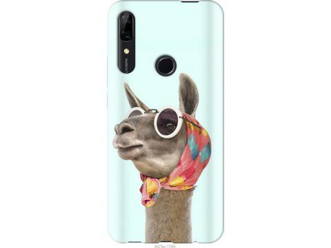 Чехол на Huawei P Smart Z Модная лама (4479t-1704-22700)