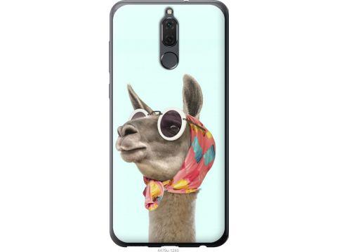 Чехол на Huawei Mate 10 Lite Модная лама (4479t-1240-22700)