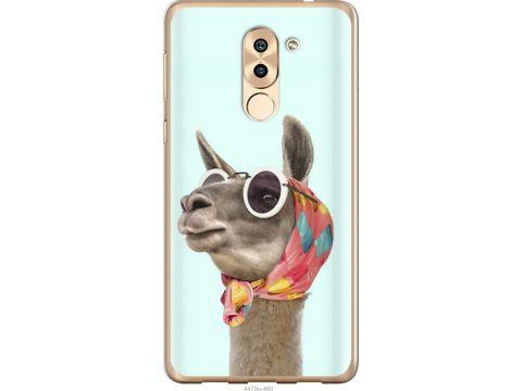 Чехол на Huawei Mate 9 Lite Модная лама (4479t-474-22700)