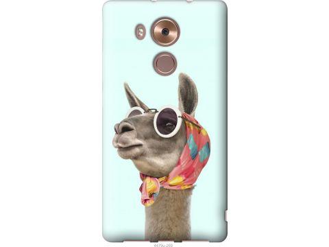 Чехол на Huawei Mate 8 Модная лама (4479u-269-22700)