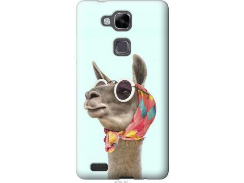 Чехол на Huawei Ascend Mate 7 Модная лама (4479u-140-22700)